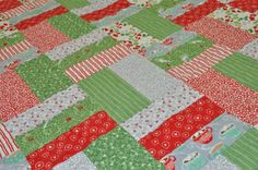 villa rosa quilt patterns | Busy Bee Christmas Quilt Kit - Shop online for all your quilting ...