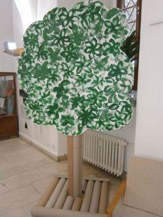 Strom - papírové role, tisk