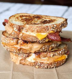 13 Utterly Genius Gourmet Sandwich Recipes