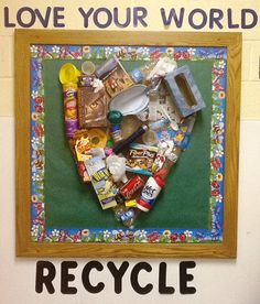 April Bulletin Board - Earth Month