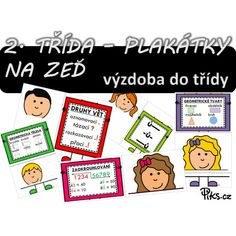 plakátky na zeď - 2. třída Comics, Games, School, Biology, Gaming, Cartoons, Comic, Plays, Comics And Cartoons