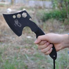 Black Multi-function Tomahawk Survival Axe
