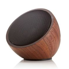 CoCo's Music Do me type BOOM Pinecone Solid Wood Wireless Bluetooth 4.0 Portable Speaker System with 600mAh Rechargable Battery and USB Charger(dark walnut). High quality solid wood speaker with selected walnut wood housing, concreted construction. Well design smaller speaker Shape in a pinecone. Pure high quality sound, Heavy-duty 52mm long-throw speaker driver unit delivers superior audio quality sound. give you a superior audio for a joyfull listening experience. Compact design, Length…