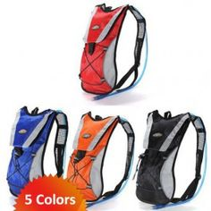 Hydration Backpack is the perfect solution for keeping yourself hydrated without having to carry an excessive amount of water bottles