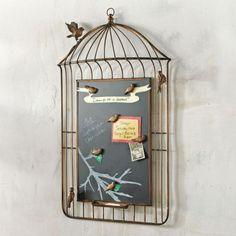 a little birdie told me:) great message board!