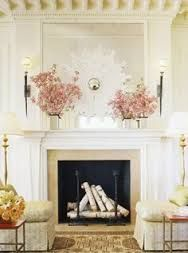 Love the fireplace and the crown molding on the ceiling that can ...