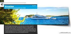 Foto: news   Kroatien als der begehrteste Ferienzielort der Welt  Gemäß Google-Datenanalysen ist Kroatien die am meisten begehrte Feriendestination der Welt. Die Webseite teflSearch analysierte, was Anwender aus 80 Ländern in 52 Sprachen im Internet gesucht haben, um eine Karte von touristischen Destinationen zu erstellen. Ausgerechnet auf Kroatien bezieht sich mit 2,71 Prozent der größte Anteil der Suchanfragen weltweit betreffend der Suche nach Reisedestinationen.  Die beste touristische…