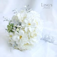 2015 New Bridal Bouquets And Wrist Corsage Beautiful Wedding Bouquets Mix Colors Artificial Brooch Flowers Fast Shipping from Nicedressonline,$17.81 | DHgate.com