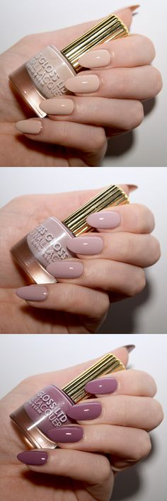 Cute nail colors, spring nail colors, spring nails, nail polish colors, a. Manicure Colors, Nail Polish Colors, Manicure Ideas, Polish Nails, Pedicure, Nail Colour, Gel Manicure, Spring Nail Colors, Spring Nails