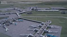 Amsterdam Airport Schiphol 1916 - 2016