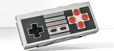Master Mobile Gaming With This Upgraded Bluetooth NES Controller