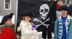 Pirates of the Long Island sound Darien CT