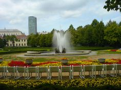 Slovakia, Bratislava - Medical Garden Bratislava, All Over The World, Around The Worlds, Czech Republic, Vienna, Ale, Waterfall, Medical, Mansions