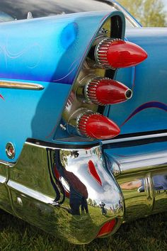 #Classic Buick Taillights