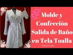 Patrón Albornoz - YouTube Learn To Sew, Sewing Hacks, Dresses, Youtube Youtube, Bb, Boxes, Lingerie, Fashion, Tela