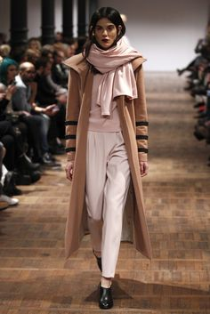 Marcel Ostertag, Look #12