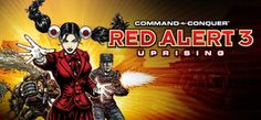 Gala Giveaways - Command & Conquer: Red Alert 3 - Uprising by cyber_flame
