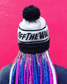VANS OFF THE WALL POMPOM BEANIE • Vans Off The Wall, Winter Hats, Beanie, Accessories, Fashion, Moda, Fashion Styles, Beanies, Fashion Illustrations