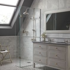 Frameless Panels - Shower Enclosures - Shop by type - Bathrooms | Fired Earth