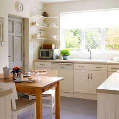 1930 kitchen design |  decoration coach house 1930 s house