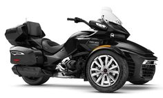 2017 Can-Am Spyder F3 Limited (Cruiser Touring) with a Starting Price of $34,299 (£26,376). http://brp.ca/spyder/2017-models/cruiser-touring.html