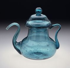 Teapot India (Gujarat), 1750-1800 The Los Angeles County Museum of Art