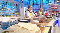 La ricetta della piadina di Alessandra Spisni del 7 ottobre 2015 - La prova del cuoco
