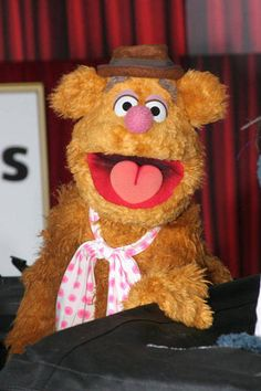 Fozzie. Love. Have a collection.