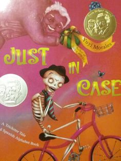 THREE-TIME PURA BELPRÉ WINNER Yuyi Morales takes us on a new journey with Señor Calvera, the skeleton from Day of the Dead celebrations. Señor Calvera is worried. He can't figure out what to give Gran