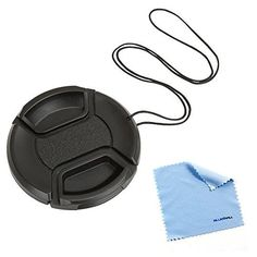 Introducing BIRUGEAR 58mm Snap on Lens Cap wStrap for FujiFilm XT2 XT1 XE2 XE1 XM1 XA1 XA2 HS50EXR HS20EXR HS30EXR HS25EXR or 58mm filter size Lenswith Cleaning Cloth. Great Product and follow us to get more updates!