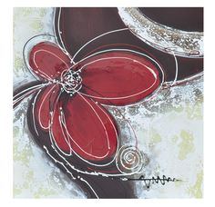 Malcom Painting Print on Canvas