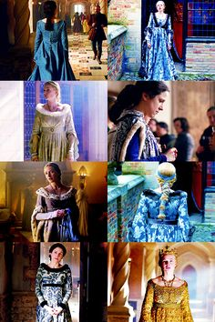 Margret Beaufort and Elizabeth Woodville