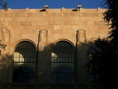 Waco Hall, Baylor University
