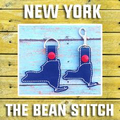 New York - Includes TWO(2) Sizes!
