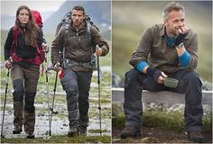 Vidda Pro Trekking Trousers | by Fjallraven