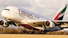 Emirates Airbus A380 Engine Shuts Down in Flight