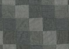 purl soho | products | item | sale: quilting cotton Chambray Patchwork Black (04/24/2014)