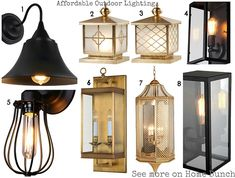 """Improve Your Home with Affordable Designer Lighting - """"Outdoor Lighting"""" (CLICK IMAGE FOR MORE INFO)"""