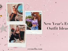 Whether your plan is on New Year's Eve night, these outfit ideas can save your day on another party in Get your glam on and be ready to turn eyes on this holiday. Long Bob Hairstyles, Popular Hairstyles, Diy Hairstyles, Wedding Hairstyles, Day To Night Outfits, New Years Eve Outfits, Cork Christmas Trees, Christmas Deer, Christmas Things