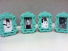 Pics at a Tiffany's Party #tiffanys #party but could be my senior pics! Love this idea