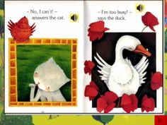 The Little Red Hen book video