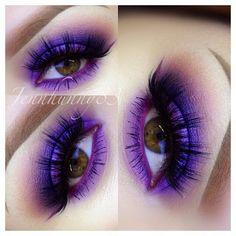 Purple.... #jennhunny83