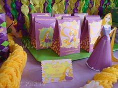 Candy Box Tangled Rapunzel - Cajita de dulces de Enredados Rapunzel