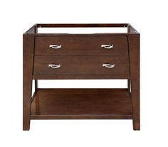 "View the Sunny Wood JD3621D Jayden 36"" Vanity Cabinet Only at FaucetDirect.com."