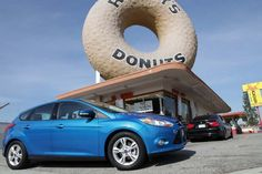 Ford Focus Hatchback 2012