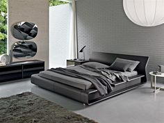 The Clip bed by Patricia Urquiola for Molteni&C