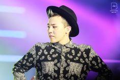 GD @ BIGBANG +a concert in Seou (cr on pic)