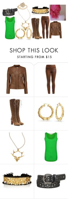 """Gilda Goldstag"" by phoenix-fox ❤ liked on Polyvore featuring MICHAEL Michael Kors, Etro, Bling Jewelry, ANGEL COURT, French Connection, Dolce&Gabbana, maurices and City x City"