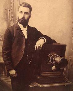 Camera da Studio  Petzval. Circa 1890