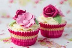 sweet cupcakes: diseños de cupcakes para niñas